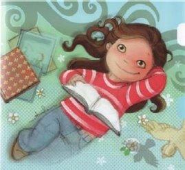criança+lendo